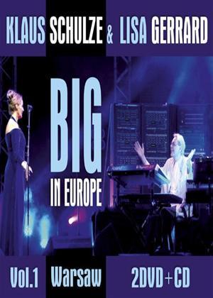 Rent Klaus Schulze and Lisa Gerrard: Big in Europe: Warsaw Online DVD Rental