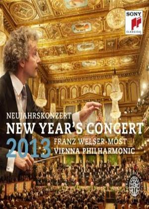 Rent New Year's Concert: 2013: Vienna Philharmonic (Welser-Most) Online DVD Rental