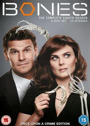 Bones: Series 8 Online DVD Rental
