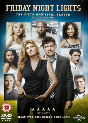 Friday Night Lights: Series 5 Online DVD Rental