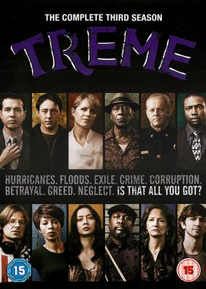 Treme: Series 3 Online DVD Rental