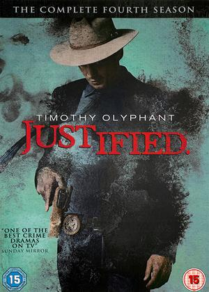 Justified: Series 4 Online DVD Rental