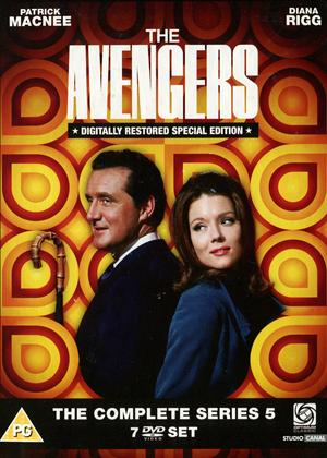 The Avengers: Series 5 Online DVD Rental