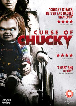 Curse of Chucky Online DVD Rental
