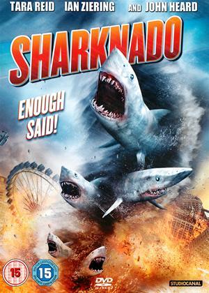 Sharknado Online DVD Rental