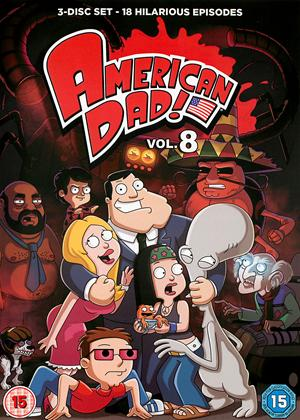 American Dad!: Vol.8 Online DVD Rental