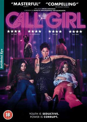 Call Girl Online DVD Rental