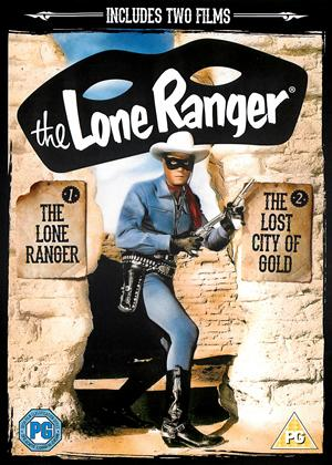 The Lone Ranger/The Lone Ranger and the Lost City of Gold Online DVD Rental