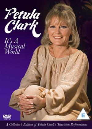 Rent Petula Clark: It's a Musical World Online DVD Rental