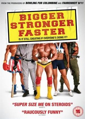 Bigger Stronger Faster Online DVD Rental