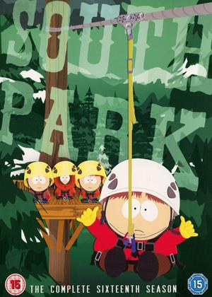 South Park: Series 16 Online DVD Rental