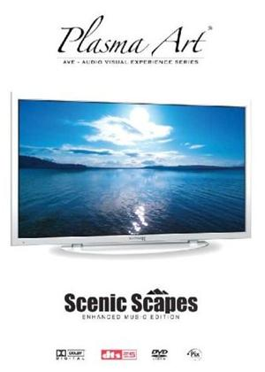 Plasma Art: Scenic Scapes: Water Online DVD Rental