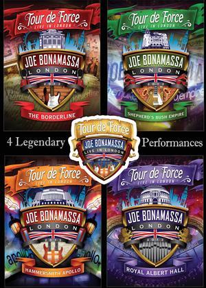 Rent Joe Bonamassa: Tour De Force - Live in London Online DVD Rental