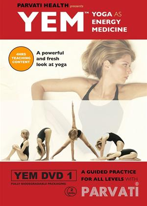 Rent YEM: Yoga as Energy Medicine Online DVD Rental