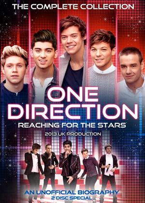 One Direction: Reaching for the Stars: Part 1 and 2 Online DVD Rental