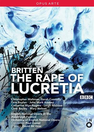 Rent The Rape of Lucretia: English National Opera (Daniel) Online DVD Rental