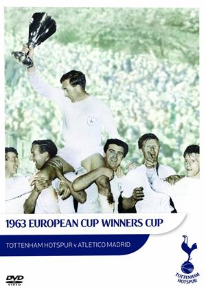 Rent 1963 European Cup: Tottenham Vs Atlético Madrid Online DVD Rental
