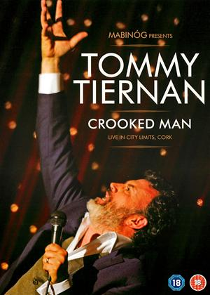Tommy Tiernan: Crooked Man Online DVD Rental