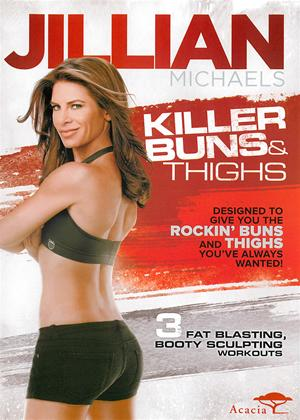 Jillian Michaels: Killer Buns and Thighs Online DVD Rental