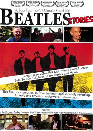 Beatles Stories: A Fab Four Fan's Ultimate Road Trip Online DVD Rental