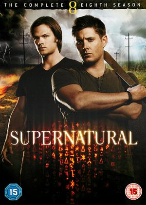 Supernatural: Series 8 Online DVD Rental