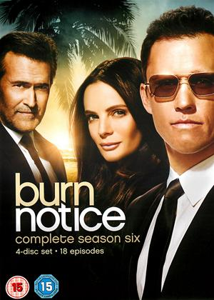 Burn Notice: Series 6 Online DVD Rental