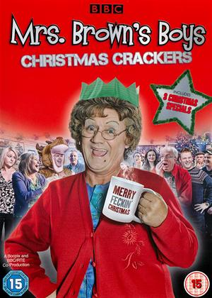 Rent Mrs. Brown's Boys: Christmas Crackers Online DVD Rental