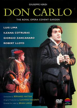 Giuseppe Verdi: Don Carlo: The Royal Opera House Online DVD Rental