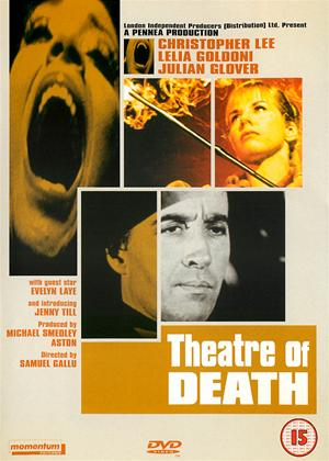 Theatre of Death Online DVD Rental