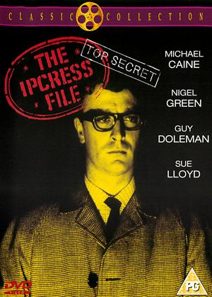 Rent The Ipcress File Online DVD Rental