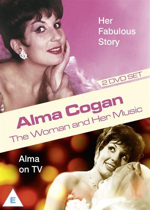 Alma Cogan: The Woman and Her Music Online DVD Rental