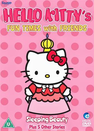 Rent Hello Kitty's Fun Times With Friends: Sleeping Beauty Online DVD Rental
