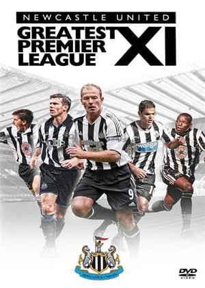 Rent Newcastle United FC: Greatest Premier League XI Online DVD Rental