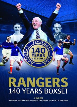 Rangers FC: 140 Years Boxset Online DVD Rental