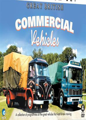 Great British Commercial Vehicles Online DVD Rental