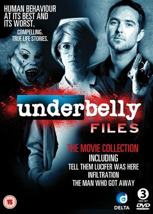 Underbelly Files: The Movie Collection Online DVD Rental