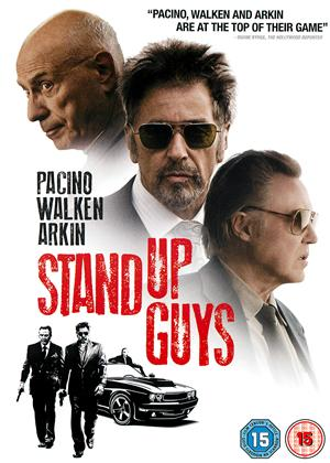 Rent Stand Up Guys Online DVD Rental