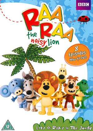Raa Raa the Noisy Lion: Lots of Raa's in the Jungle Online DVD Rental