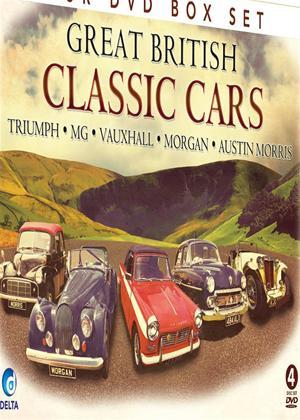 Rent Great British Classic Cars Online DVD Rental
