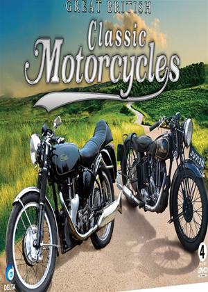Great British Classic Motorcycles Online DVD Rental