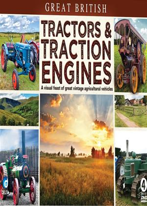 Rent Great British Tractors and Traction Engines Online DVD Rental