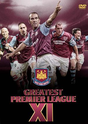 Rent West Ham United: Greatest Premier League XI Online DVD Rental
