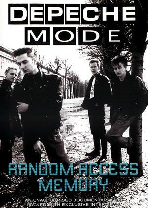 Depeche Mode: Random Access Memory Online DVD Rental