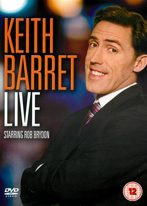 Keith Barret: Live Online DVD Rental