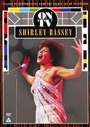 Rent Shirley Bassey on TV Online DVD Rental
