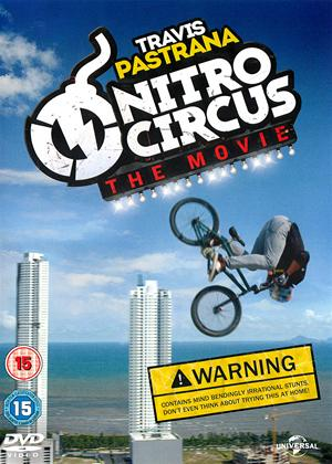 Nitro Circus: The Movie Online DVD Rental