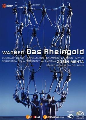 Das Rheingold: La Fura Dels Baus Online DVD Rental