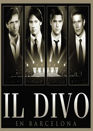 Il Divo: An Evening with Il Divo: Live Online DVD Rental