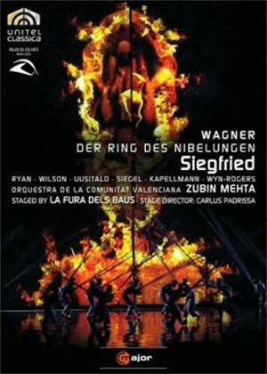 Rent Siegfried: La Fura Dels Baus Online DVD Rental