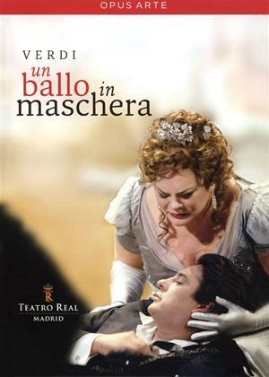 Un Ballo in Maschera: Teatro Real (Lopez-Cobos) Online DVD Rental